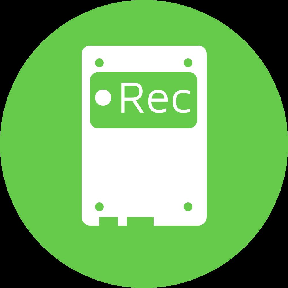 integrierter Speicher für Bilder und Videos