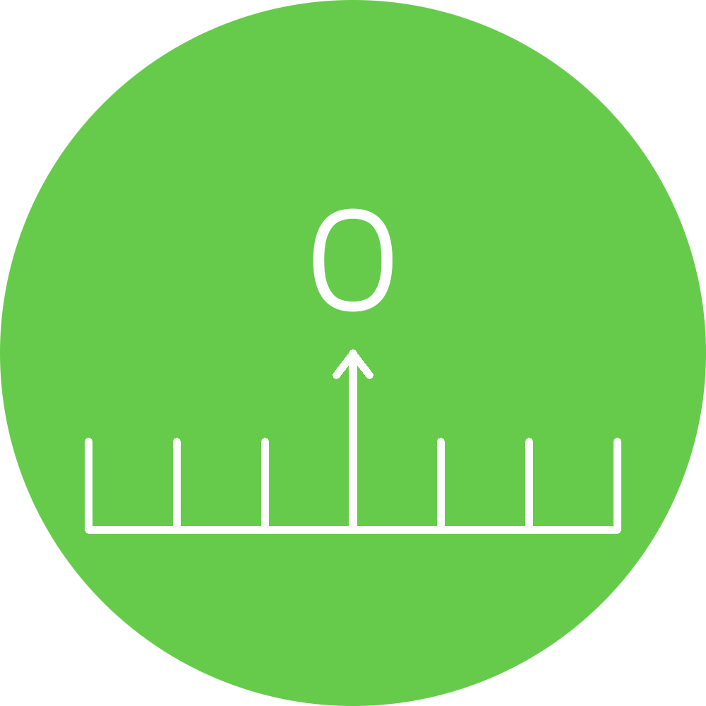 Turmsystem mit Nullstellfunktion